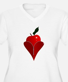 Love Fruit Plus Size T-Shirt