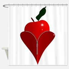 Love Fruit Shower Curtain