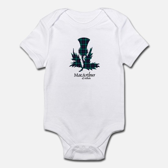 Thistle - MacArthur of Milton Infant Bodysuit
