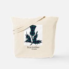 Thistle - MacArthur of Milton Tote Bag