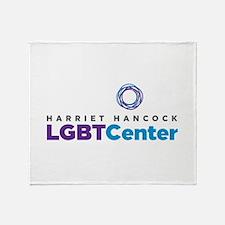 HHCF Logo Throw Blanket
