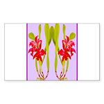 ORCHIDS Sticker