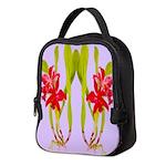 ORCHIDS Neoprene Lunch Bag