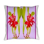 ORCHIDS Everyday Pillow