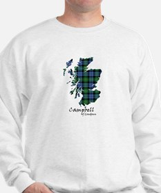 Map - Campbell of Loudoun Sweater