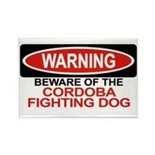 CORDOBA FIGHTING DOG Rectangle Magnet