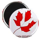 Canada, Sesquicentennial Celebration Magnets