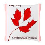 Canada, Sesquicentennial Celebration Woven Throw P