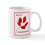 Canada, Sesquicentennial Celebration Mugs