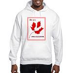 Canada, Sesquicentennial Celebration Hoodie Sweats