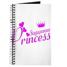 Cute Singapore pride Journal
