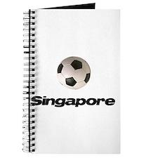 Singapore Soccer Ball Journal