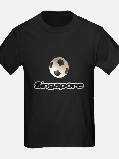 Singapore Soccer Ball T