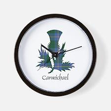 Thistle - Carmichael Wall Clock