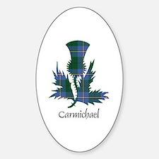Thistle - Carmichael Decal