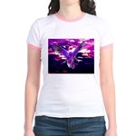 Gaia Avatar Jr. Ringer T-Shirt