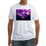 Gaia Avatar Fitted T-Shirt