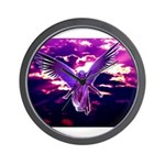 Gaia Avatar Wall Clock