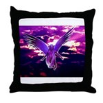 Gaia Avatar Throw Pillow