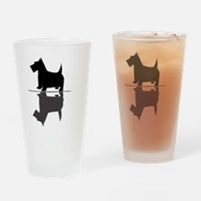 Cute Reflections Drinking Glass