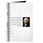 George Washington 7 Journal