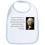 George Washington 7 Bib