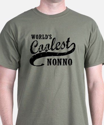 World's Coolest Nonno T-Shirt