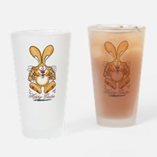 hoppy easter.jpg Drinking Glass