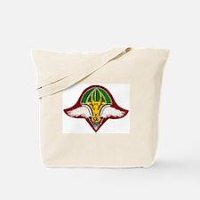 South Africa Para Tote Bag