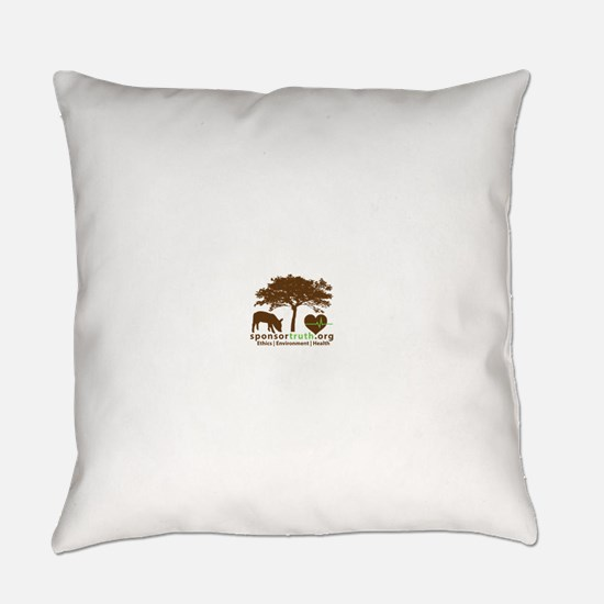 Logo Everyday Pillow