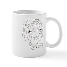 Pei head Mug