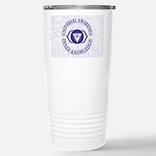Third Eye chakra Stainless Steel Travel Mug