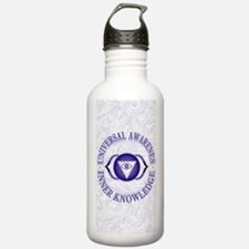 Third Eye chakra Water Bottle