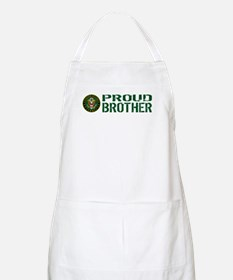 U.S. Army: Proud Brother (Green) Apron