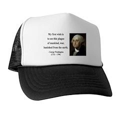 George Washington 9 Trucker Hat