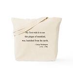 George Washington 9 Tote Bag