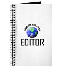 World's Greatest EDITOR Journal