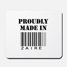 Made in Zaire Mousepad
