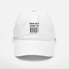 Made in Zaire Baseball Baseball Cap