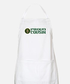 U.S. Army: Proud Cousin (Green) Apron