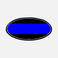 Police: The Thin Blue Line Patch