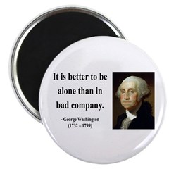 "George Washington 10 2.25"" Magnet (100 pack)"