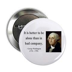 "George Washington 10 2.25"" Button (100 pack)"