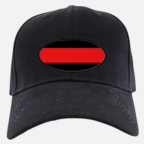 Firefighter: Red Line Baseball Hat