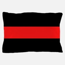 Firefighter: Red Line Pillow Case