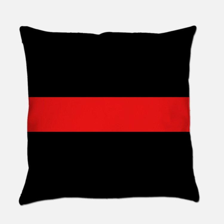 Firefighter: Red Line Everyday Pillow