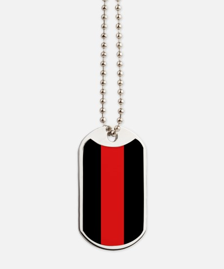Firefighter: Red Line Dog Tags