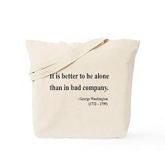 George Washington 10 Tote Bag
