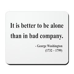 George Washington 10 Mousepad