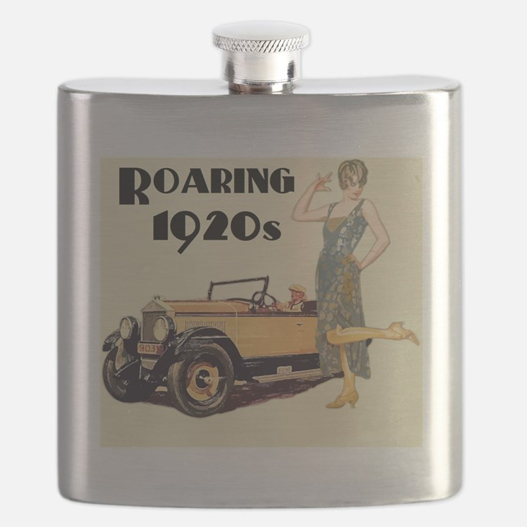 Cute 1920s Flask